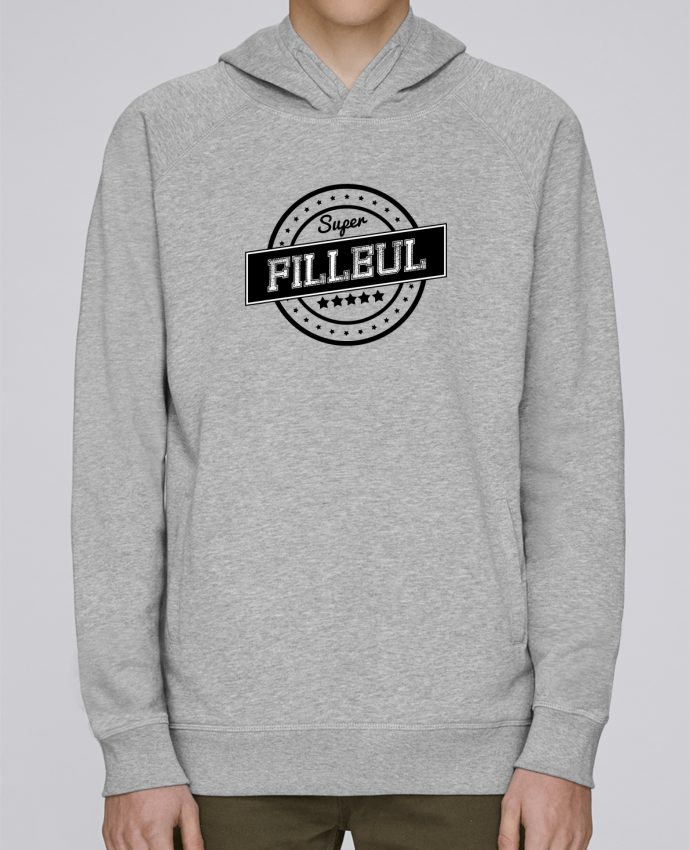 Sweat Capuche Homme Stanley Base Super filleul par justsayin