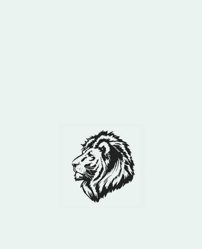 Sac en Toile Coton Proud Tribal Lion par Eleana