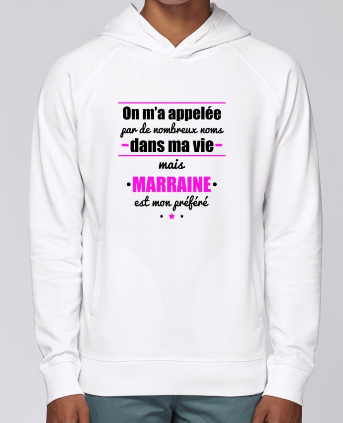 Sweat Capuche Homme Stanley Base On m