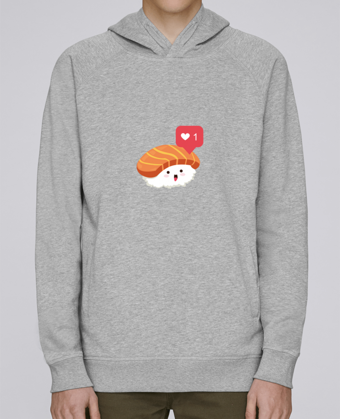 Sweat Capuche Homme Stanley Base Sushis like par Nana