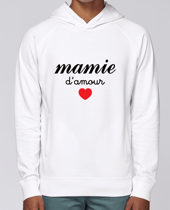 Sweat Capuche Homme Stanley Base Mamie D