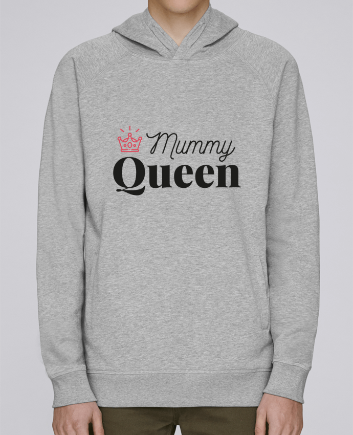 Sweat Capuche Homme Stanley Base Mummy queen par arsen