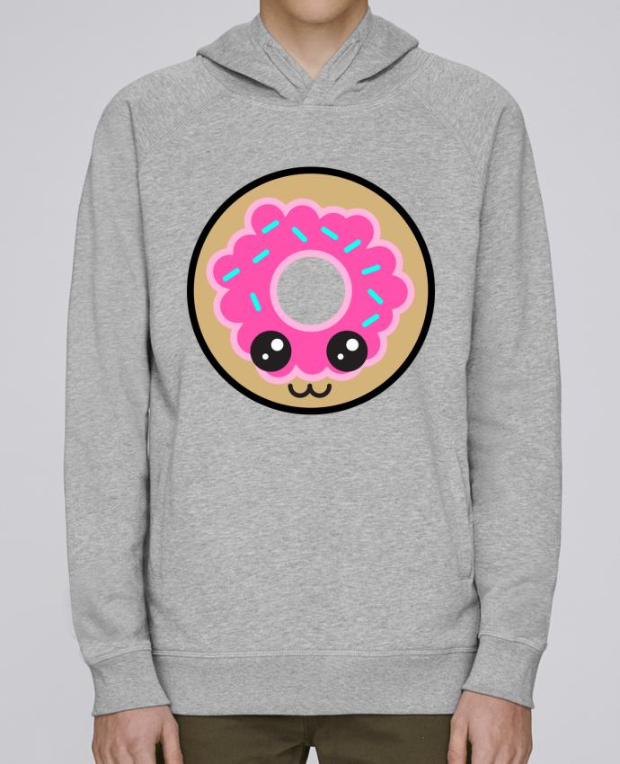 Sweat Capuche Homme Stanley Base Donut par Anonymous