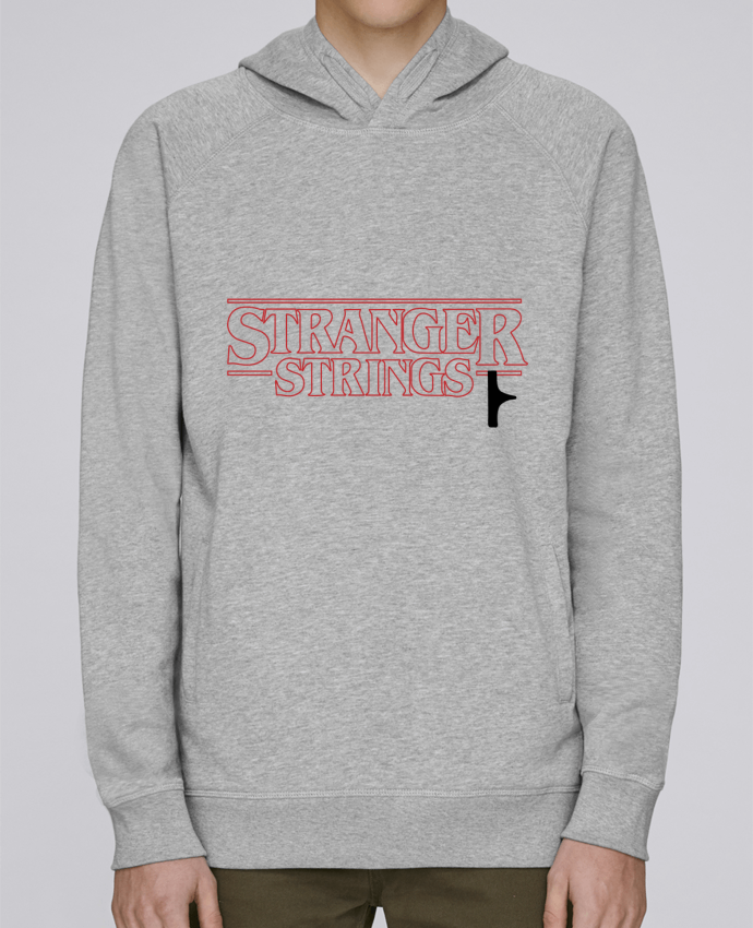 Sweat Capuche Homme Stanley Base Stranger strings par tunetoo