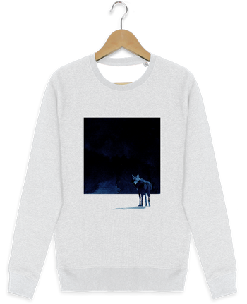 Sweat-shirt Stanley stella modèle seeks I'm going back par robertfarkas