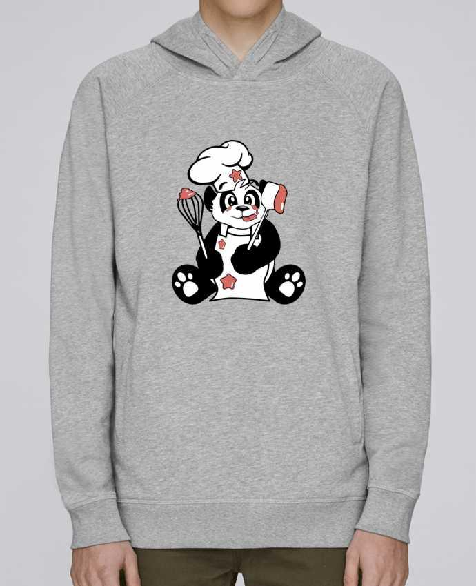 Sweat Capuche Homme Stanley Base Panda Pot