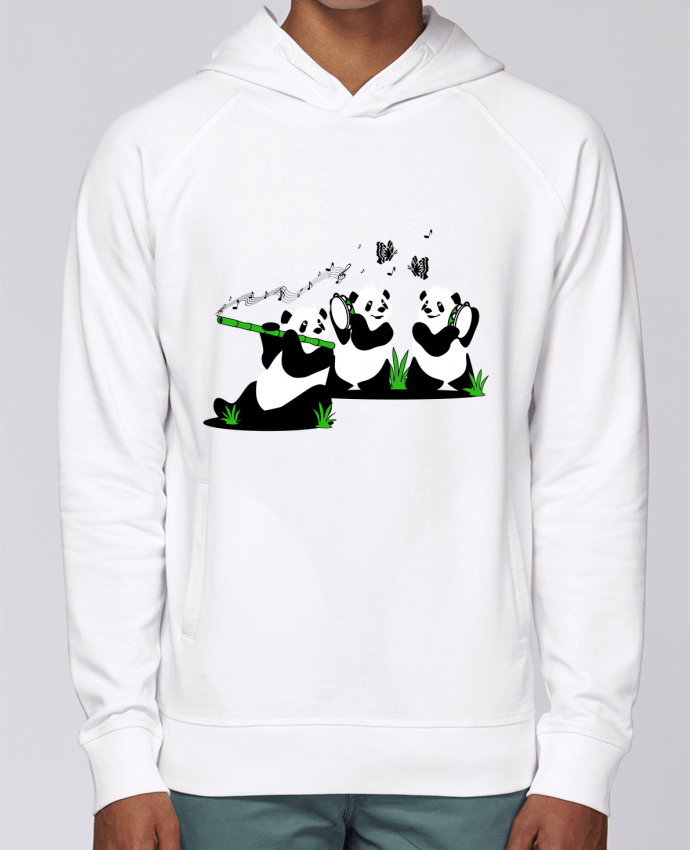 Sweat Capuche Homme Stanley Base panda