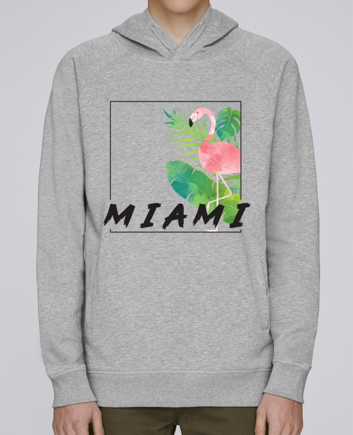 Sweat Capuche Homme Stanley Base Miami par KOIOS design