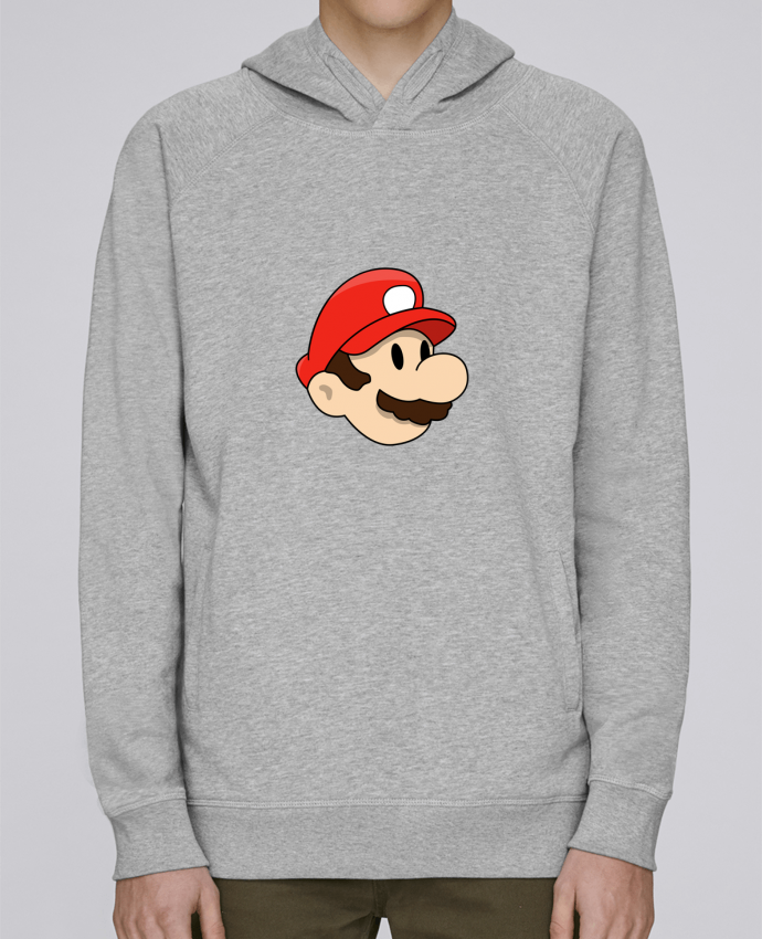 Sweat Capuche Homme Stanley Base Mario Duo par tunetoo