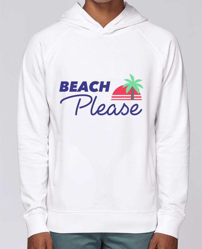Sweat Capuche Homme Stanley Base Beach please par Ruuud