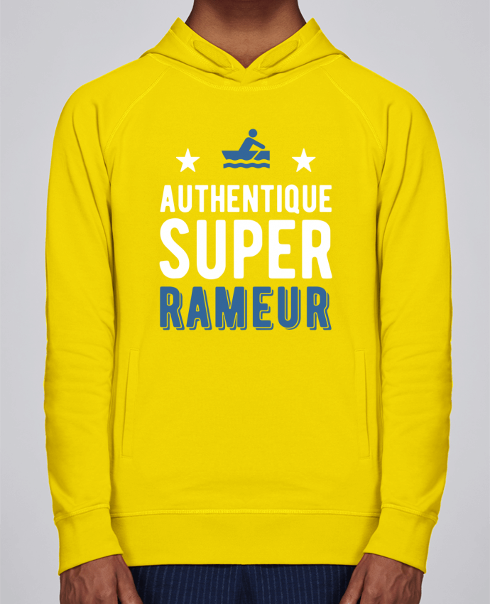 Sweat Capuche Homme Stanley Base Authentique rameur par Original t-shirt