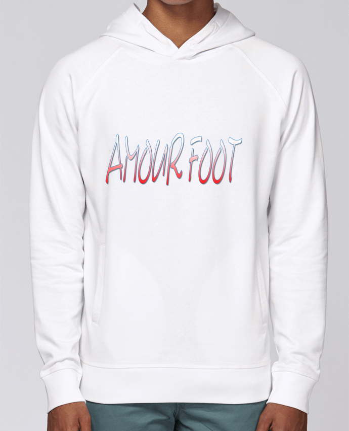 Sweat Inscription FootTunetoo Stanley Homme Base Amour Capuche drxoeCB