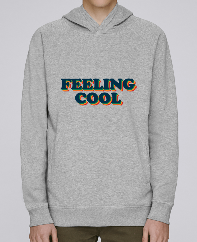 Sweat Capuche Homme Stanley Base Feeling cool par tunetoo