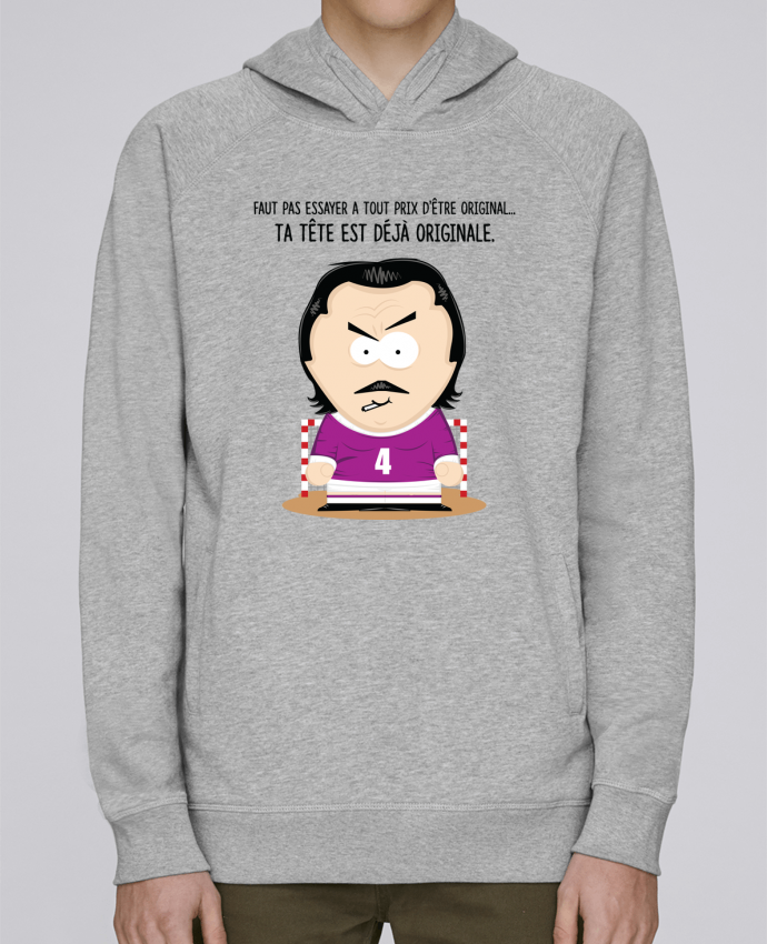 Sweat Capuche Homme Stanley Base Dikkenek South Park par PTIT MYTHO