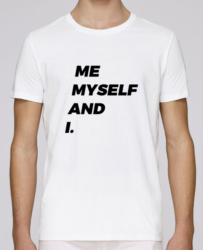 T-Shirt Col Rond Stanley Leads me myself and i. par tunetoo