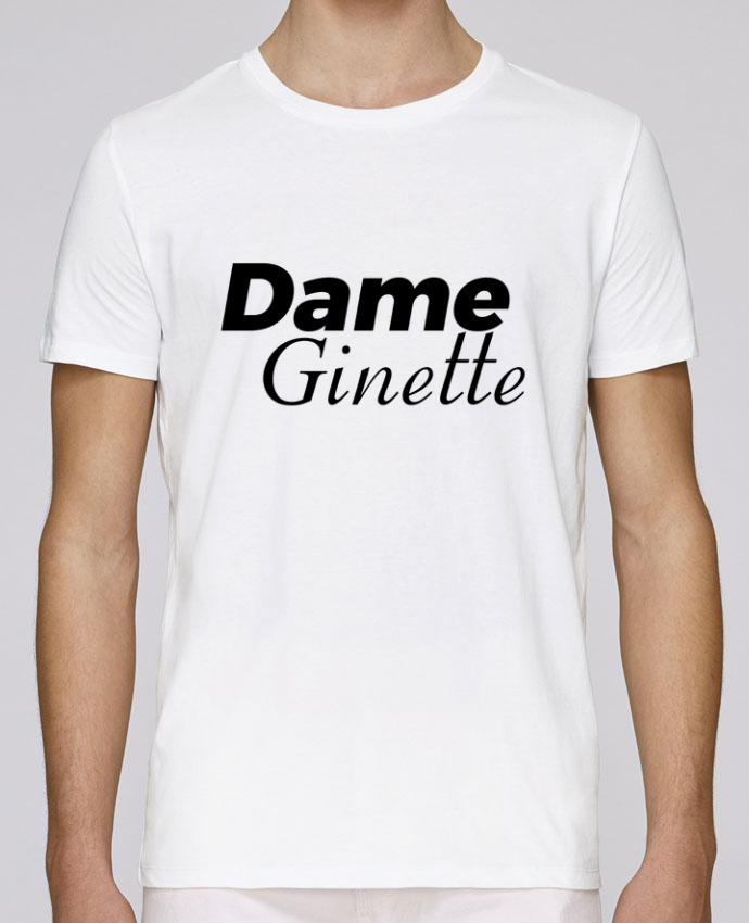 T-Shirt Col Rond Stanley Leads Dame Ginette par tunetoo