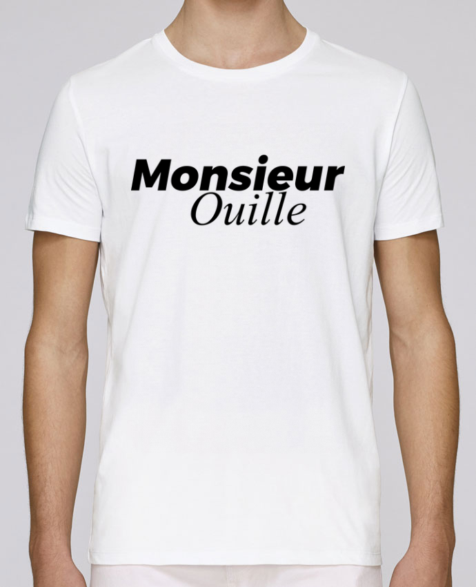 T-Shirt Col Rond Stanley Leads Monsieur Ouille par tunetoo