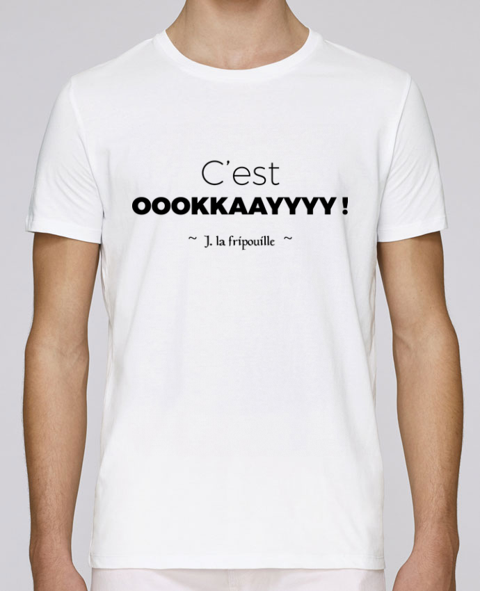 T-Shirt Col Rond Stanley Leads oookkaayyyy ! par tunetoo