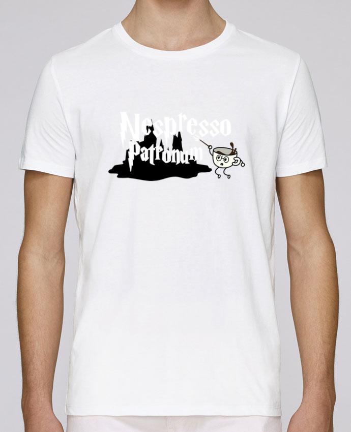 T-Shirt Col Rond Stanley Leads Nespresso Patronum par tunetoo