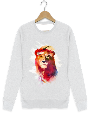 Sweat-shirt Stanley stella modèle seeks Gym lion par robertfarkas