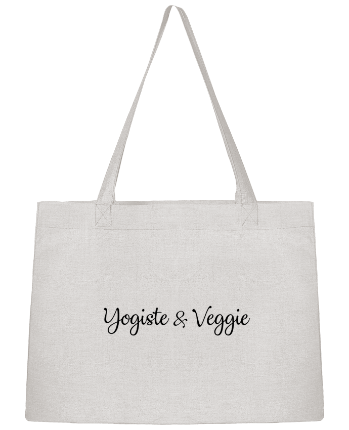 Sac Cabas Shopping Stanley Stella Yogiste et veggie par Nana