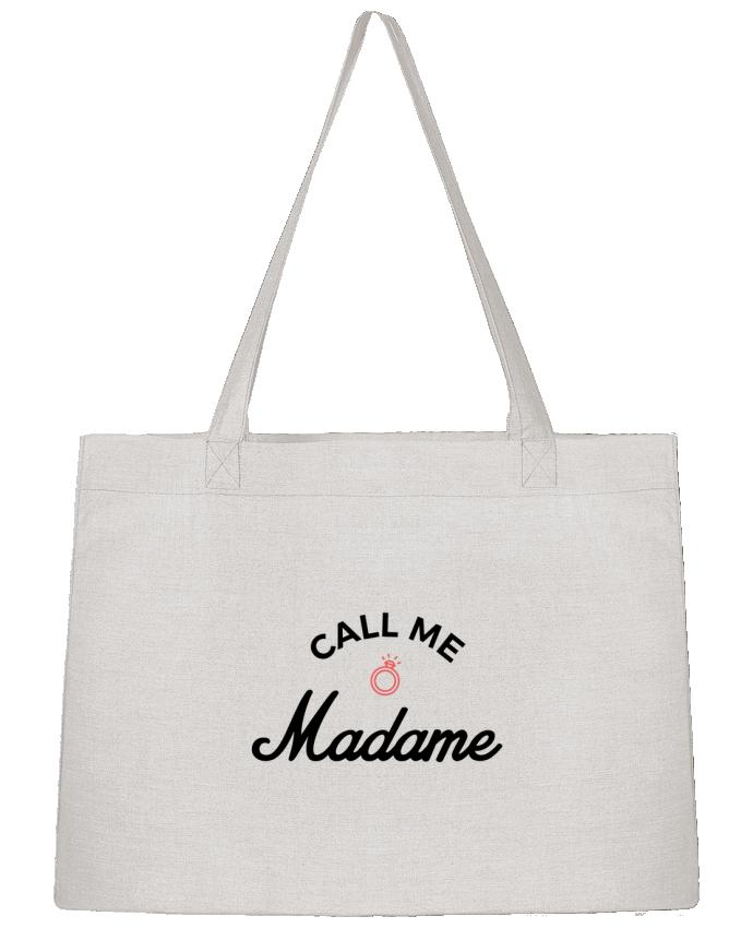 Sac Cabas Shopping Stanley Stella Call me Madame par Nana