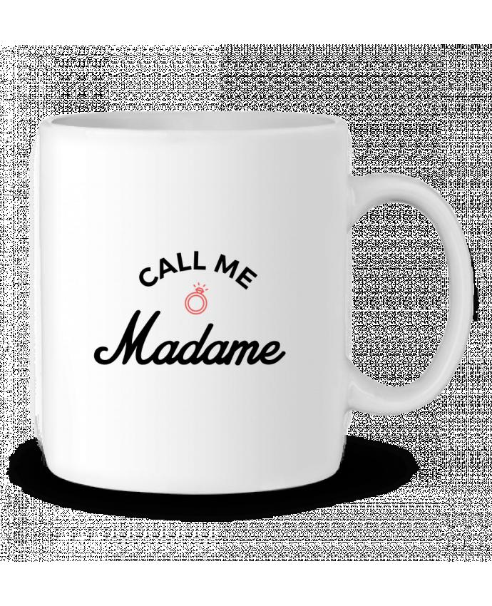 Mug en Céramique Call me Madame par Nana