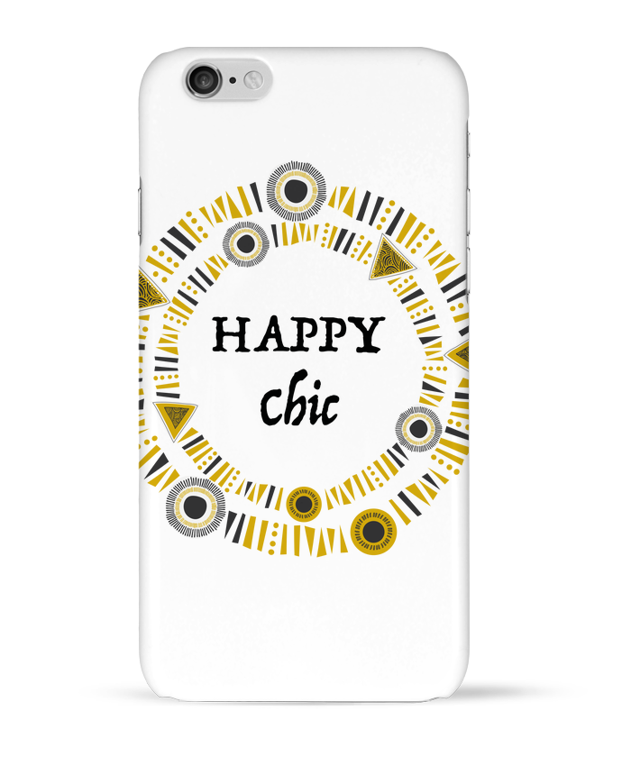 Coque 3D Iphone 6 Happy Chic par LF Design