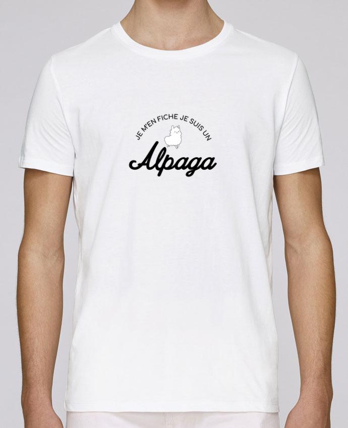 T-Shirt Col Rond Stanley Leads Alpaga par Nana
