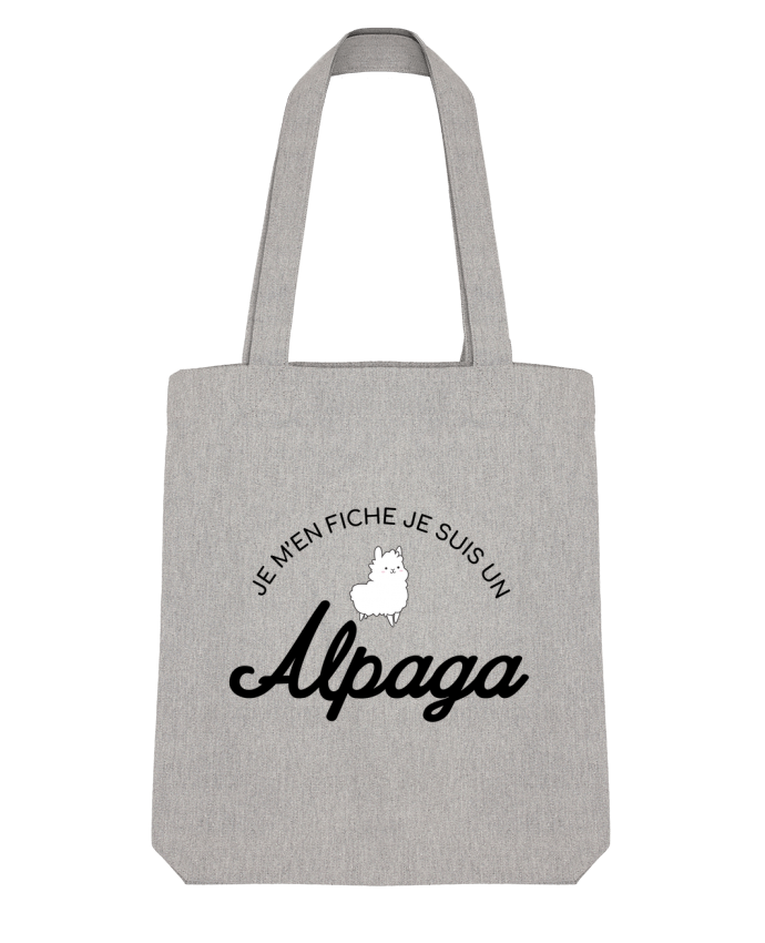 Tote Bag Stanley Stella Alpaga par Nana