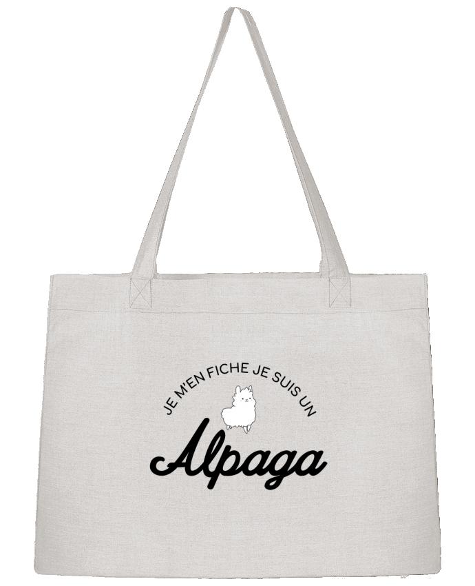 Sac Cabas Shopping Stanley Stella Alpaga par Nana