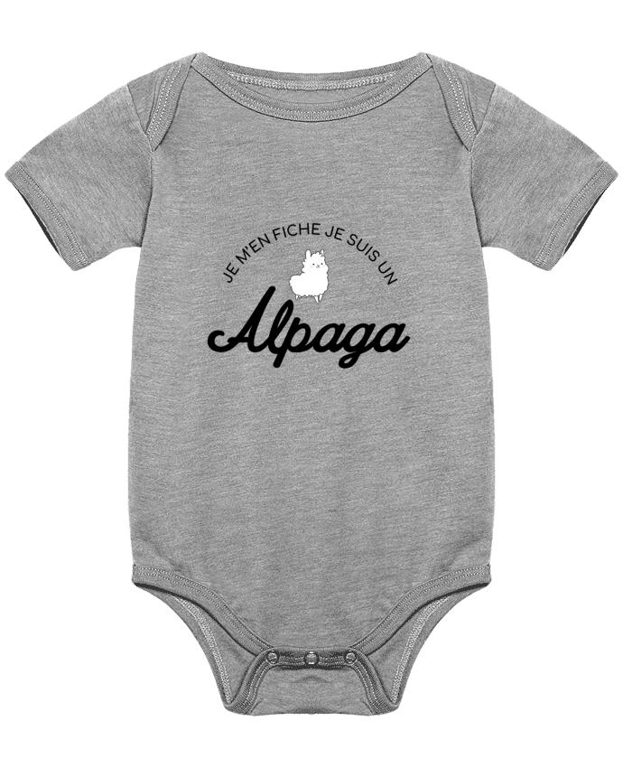 Body Bébé Alpaga par Nana