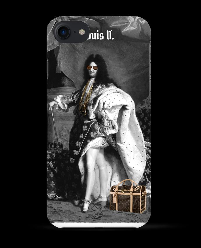 Coque 3D Iphone 7 Louis V de Ads Libitum