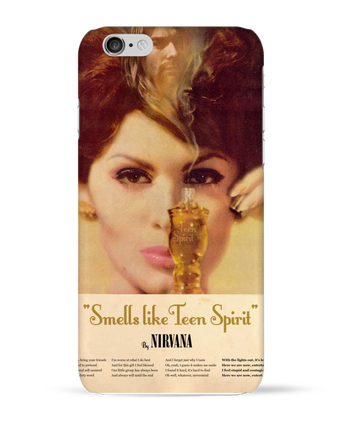 Coque 3D Iphone 6 Nirvana par Ads Libitum