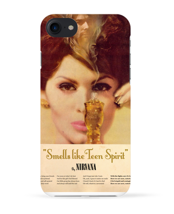 Coque 3D Iphone 7 Nirvana de Ads Libitum