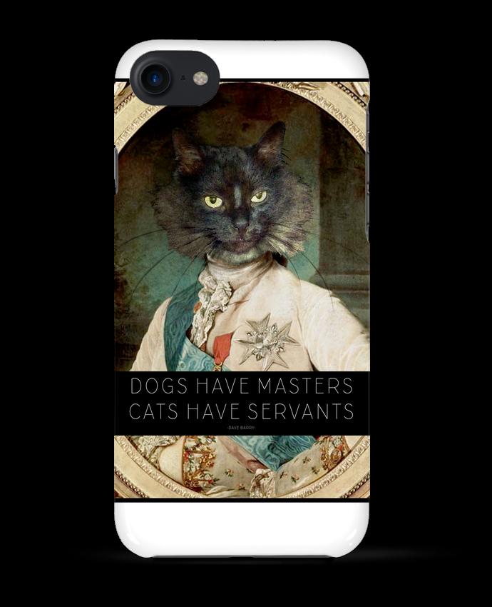 Coque 3D Iphone 7 King Cat de Tchernobayle