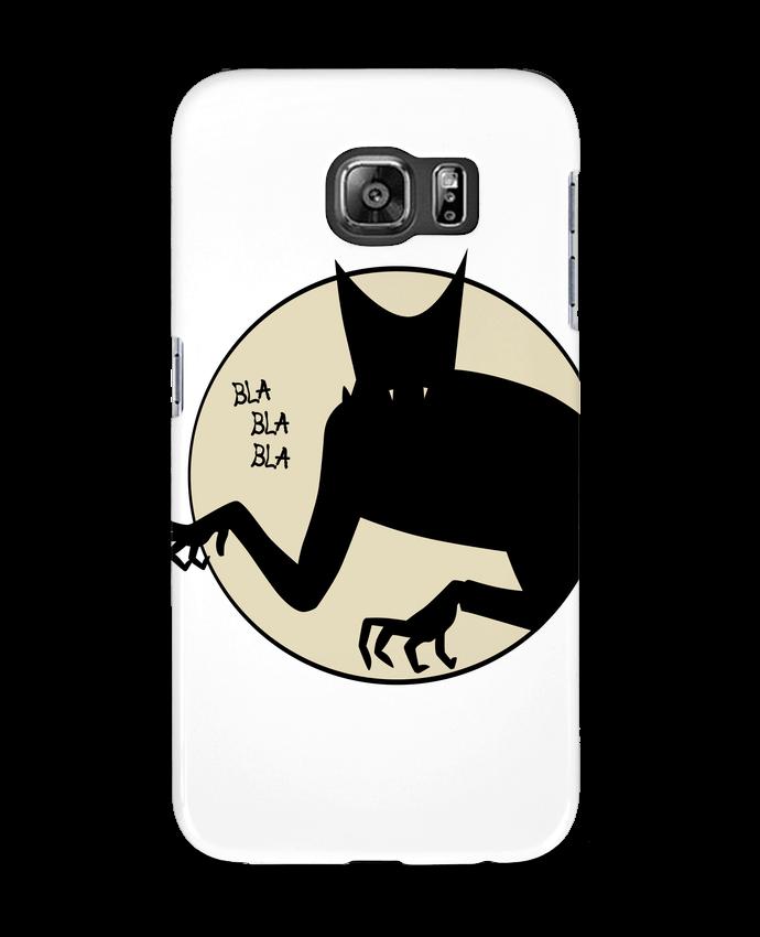 Coque 3D Samsung Galaxy S6 BLA BLA BLA - teeshirt-design.com