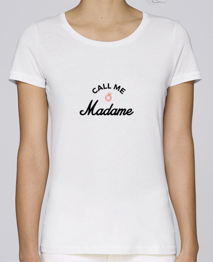 T-shirt Femme Stella Loves Call me Madame par Nana