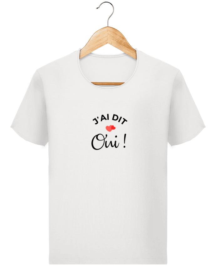T-shirt Homme Stanley Imagines Vintage J'ai dit oui ! par Nana