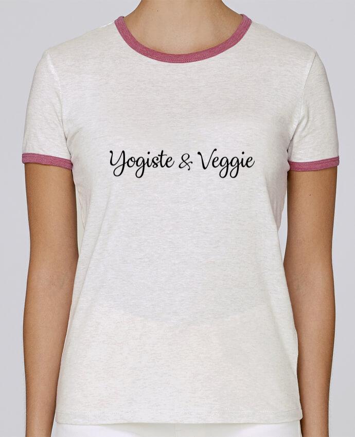 T-shirt Femme Stella Returns Yogiste et veggie pour femme par Nana