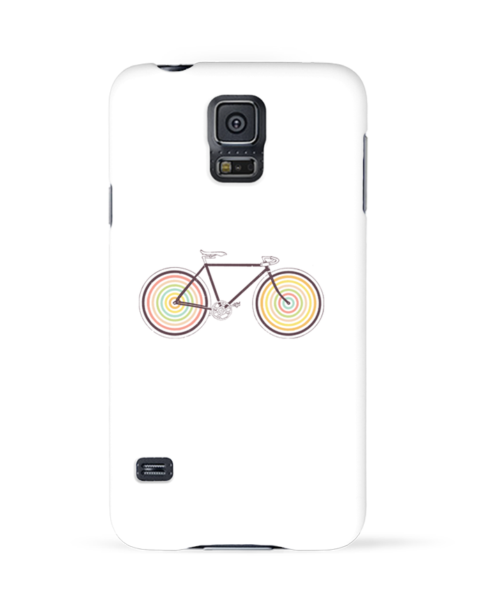 Coque 3D Samsung Galaxy S5 Velocolor par Florent Bodart