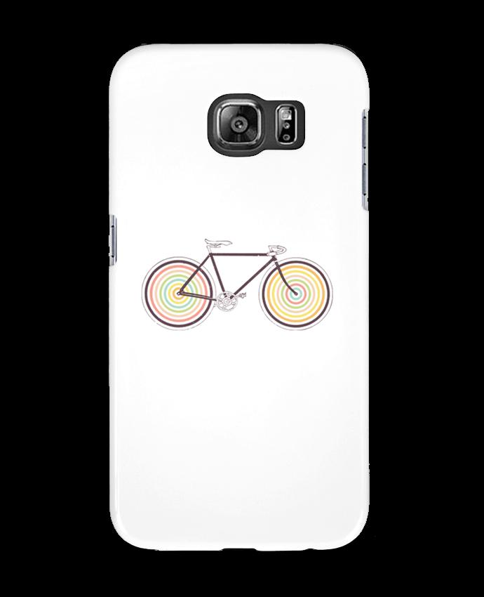 Coque 3D Samsung Galaxy S6 Velocolor - Florent Bodart