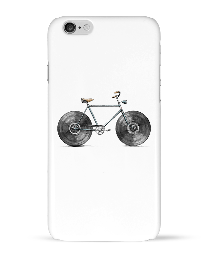 Coque 3D Iphone 6 Velophone par Florent Bodart