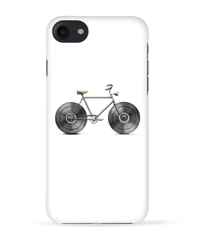 Coque 3D Iphone 7 Velophone de Florent Bodart