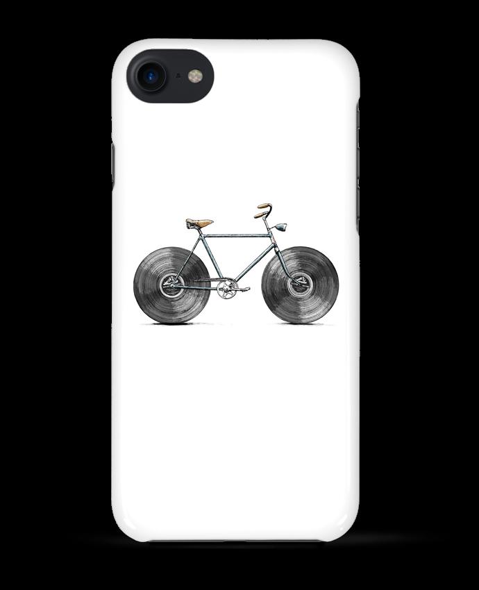 COQUE 3D Iphone 7 Velophone de Florent Bodart