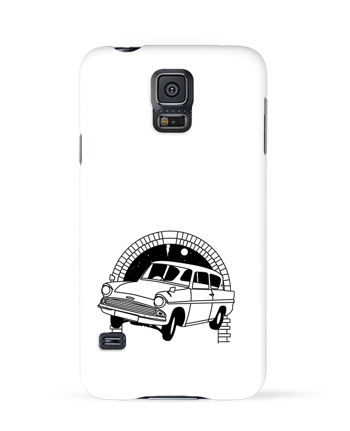 Coque 3D Samsung Galaxy S5 Direction neuf trois quart ! par tattooanshort