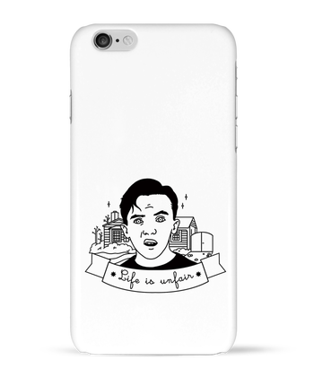 Coque 3D Iphone 6 Malcolm in the middle par tattooanshort