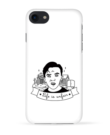 Coque 3D Iphone 7 Malcolm in the middle de tattooanshort