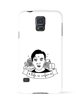 Coque 3D Samsung Galaxy S5 Malcolm in the middle par tattooanshort