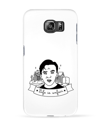 Coque 3D Samsung Galaxy S6 Malcolm in the middle - tattooanshort
